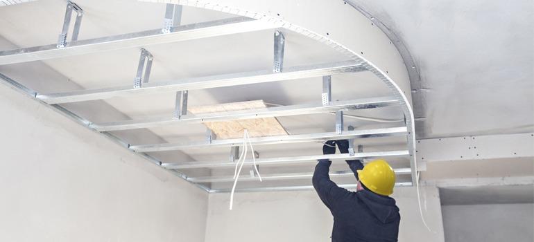 Super Verlaagd plafond nodig? Bekijk onze kosten en mogelijkheden QR08